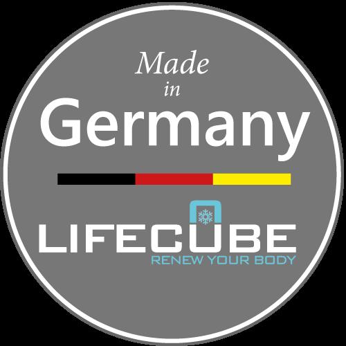 Lifecube Kältekammer Made in Germany